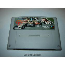 Jeu Super Nintendo - Human Grand Prix (JAP) - SNES