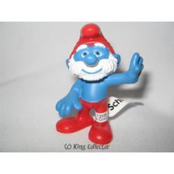 Figurine - Schtroumpfs - The Smurfs 2 - Grand Schtroumpf - Schleich