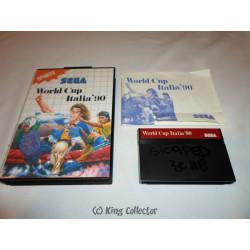 Jeu Master System - World Cup Italia 90