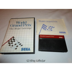 Jeu Master System - World Grand Prix