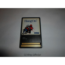 Jeu Master System - Hang On (Sega Card)