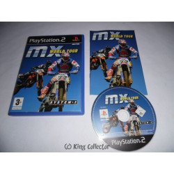 Jeu Playstation 2 - MX World Tour - PS2