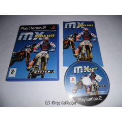 Jeu Playstation 2 - MX World Tour - PS2