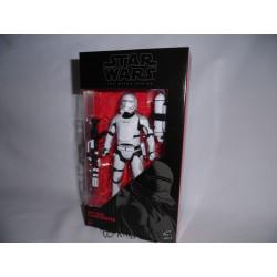 Figurine - Star Wars - Black Series 2016 Wave 1 - First Order Flametrooper - Hasbro