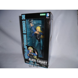 Figurine - DC Comics - Bishoujo - Black Canary (heo EU exclusive) - Kotobukiya