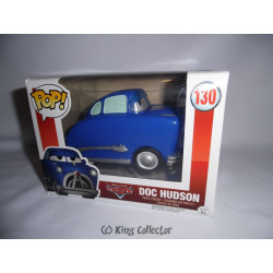 Figurine - Pop! Disney - Cars - Doc Hudson - Vinyl Figure - Funko