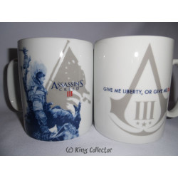 Mug / Tasse - Assassin's Creed - Ass. Creed 3 - 460 ml - ABYstyle