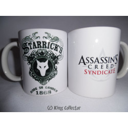 Mug / Tasse - Assassin's Creed - Starrick's - 320 ml - ABYstyle