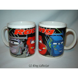 Mug / Tasse - Cars - Flash McQueen Racing - 30 cl