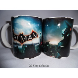 Mug / Tasse - DC Comics - Batman Arkham Knight Screenshot - 320 ml - ABYstyle