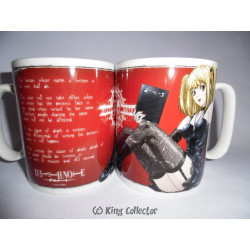 Mug / Tasse - Death Note - Misa - 460 ml - ABYstyle