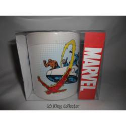 Mug / Tasse - Marvel - 4 Fantastiques / Fantastic Four - Titan Merchandise