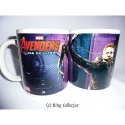 Mug / Tasse - Marvel - Avengers 2 : Age of Ultron - Hawkeye - Semic