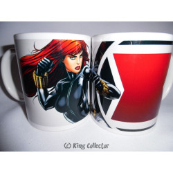 Mug / Tasse - Marvel - Avengers - Black Widow - Semic