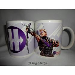 Mug / Tasse - Marvel - Avengers - Hawkeye - Semic