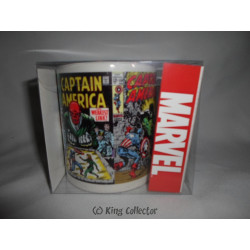 Mug / Tasse - Marvel - Captain Amercia - Cover - Titan Merchandise