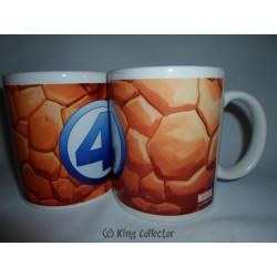 Mug / Tasse - Marvel - Fantastic Four Serie 1 - The Thing / La Chose - Semic