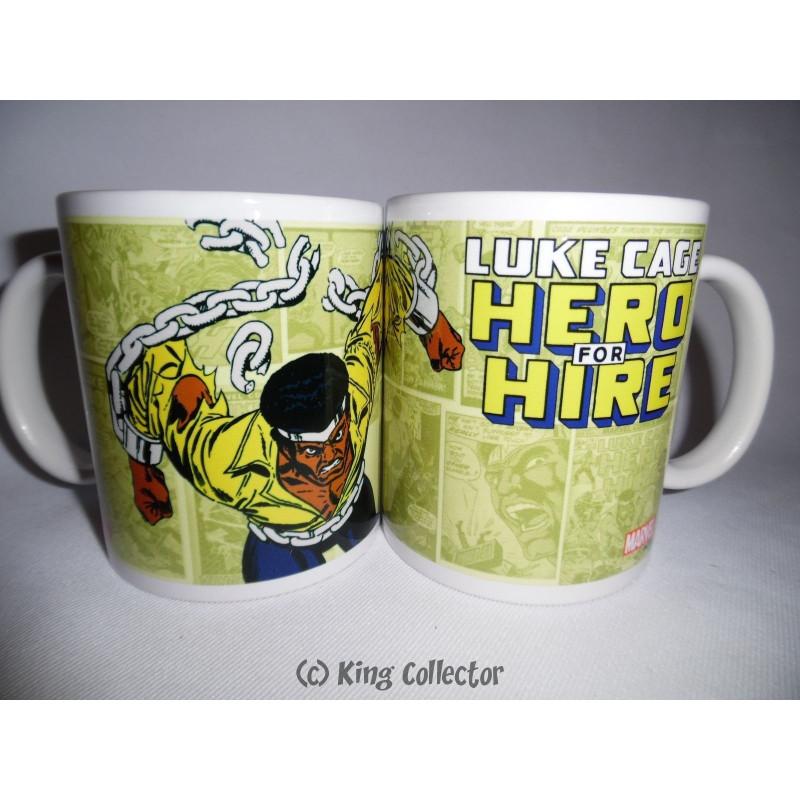 Marvel Retro Cage Tasse Mug Serie Luke Semic 2 DIY9HWE2e