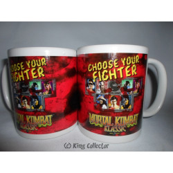 Mug / Tasse - Mortal Kombat - Choose Your Fighter - Pyramid International