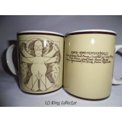 Mug / Tasse - Simpsons - Homer Da Vinci - United Labels