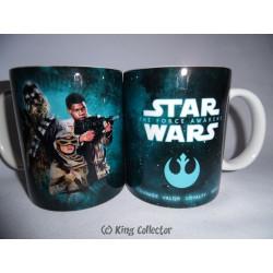 Mug / Tasse - Star Wars - Rey Finn Chewie - 320 ml - ABYstyle