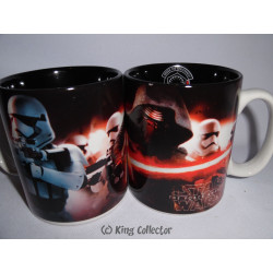 Mug / Tasse - Star Wars - Kylo Ren / Stormtrooper - Joy Toy