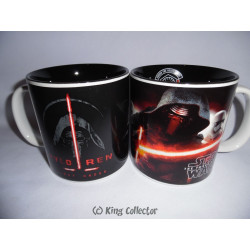 Mug / Tasse - Star Wars - Kylo Ren & Stormtrooper - 60cl - Joy Toy