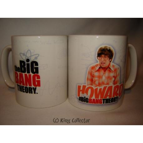 Mug / Tasse - The Big Bang Theory - Howard - Pyramid International