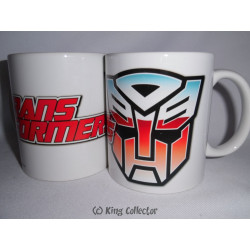Mug / Tasse - Transformers - Retro Autobot - Hybris Production