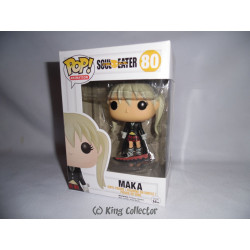 Figurine - Pop! Animation - Soul Eater - Maka - Vinyl - Funko
