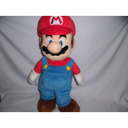Peluche - Super Mario Bros. - Mario - 58 cm - Little Buddy Toys