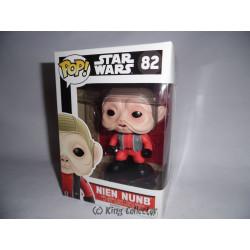 Figurine - Pop! Movies - Star Wars - Nien Nunb - Vinyl Figure - Funko