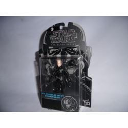 Figurine - Star Wars - Black Series 2014 Wave 4 - Imperial Navy Commander - Hasbro