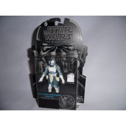 Figurine - Star Wars - Black Series 2014 Wave 4 - Clone Commander Wolfe - Hasbro