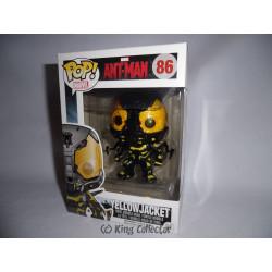 Figurine - Pop! Marvel - Ant-Man - Yellow Jacket - Vinyl Figure - Funko