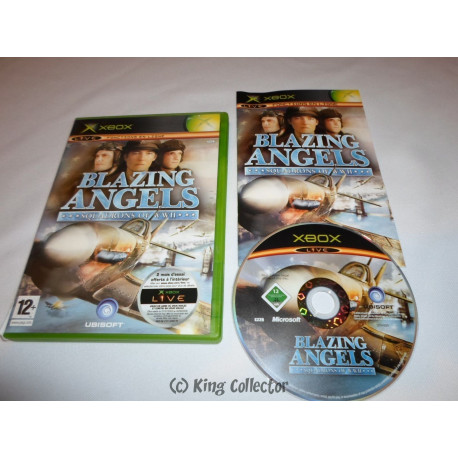 Jeu Xbox - Blazing Angels: Squadrons of WWII