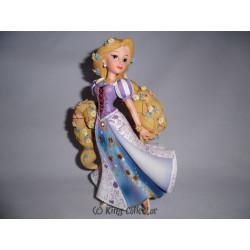 Figurine - Disney - Haute Couture - Raiponce - Showcase Collection