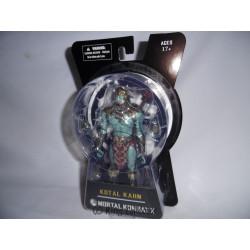 Figurine - Mortal Kombat X - série 2 - Kotal Kahn - Mezco Toys