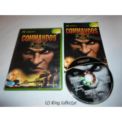 Jeu Xbox - Commandos 2 : Men of Courage