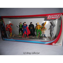 Figurine - Justice League - Coffret 7 figurines - Schleich