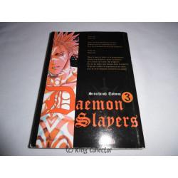 Manga - Daemon Slayers - Volume n° 3 - Seiuchirô Todono - Kabuto