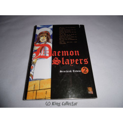 Manga - Daemon Slayers - Volume n° 2 - Seiuchirô Todono - Kabuto