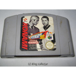Jeu Nintendo 64 - International Superstar Soccer 98 - N64