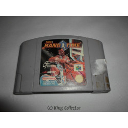 Jeu Nintendo 64 - NBA Hang Time - N64