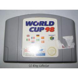Jeu Nintendo 64 - World Cup 98 - N64