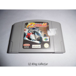 Jeu Nintendo 64 - F1 Pole Position 64 - N64