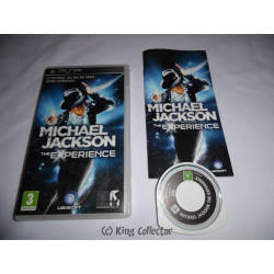 Jeu PSP - Michael Jackson : The Experience