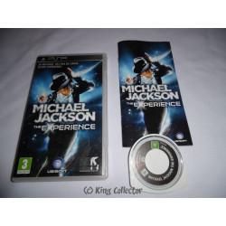 Jeu PSP - Michael Jackson : The Experience