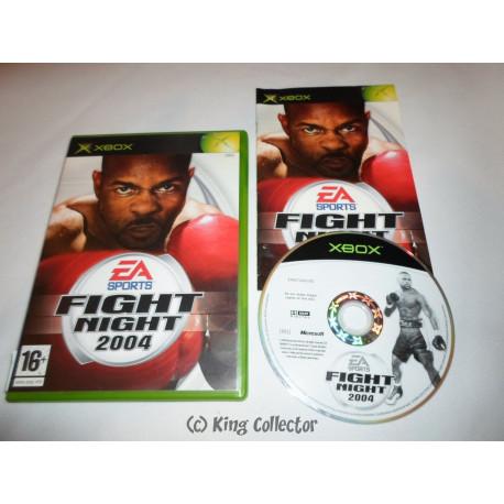 Jeu Xbox - EA Sports Fight Night Round 2004