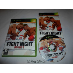 Jeu Xbox - EA Sports Fight Night Round 3